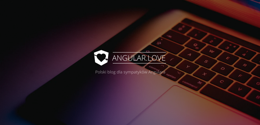 angular love graphic