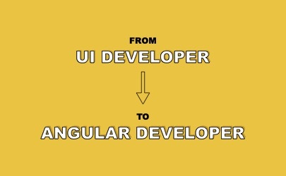 Jak z tworzenia UI stałem się Angular developerem